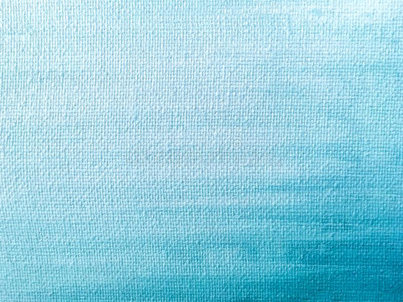 Abstract painting art background blue and white colors stock photography