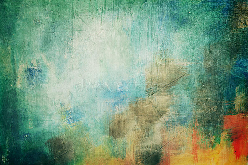 Abstract painting. Background or texture royalty free stock images