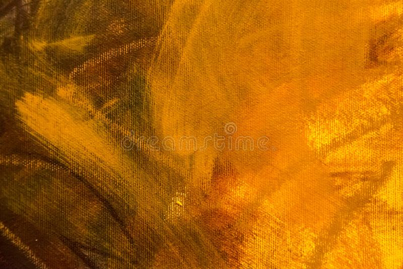 Abstract painting detail texture background with brushstrokes stock images