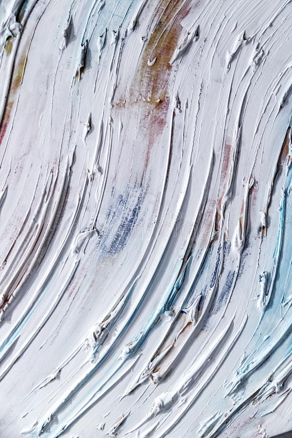 Abstract painting detail texture background with brushstrokes. Painted canvas fragment, abstract art painting detail texture background with brushstrokes stock photos