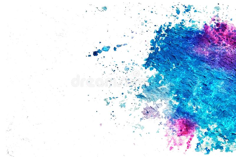 Abstract painting drawn watercolor background by digital brush technique, wallpaper with watercolor pattern full color texture royalty free stock photos