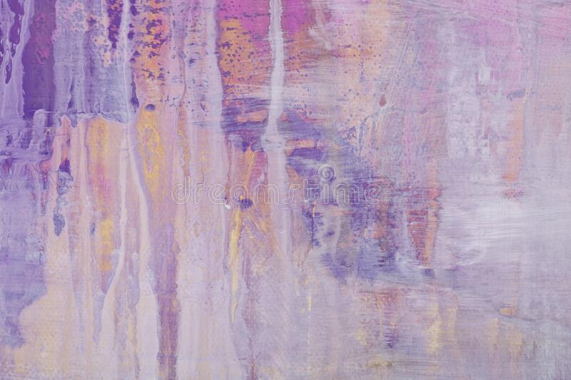 Abstract painting pink and puprle shades colorful texture royalty free stock photo