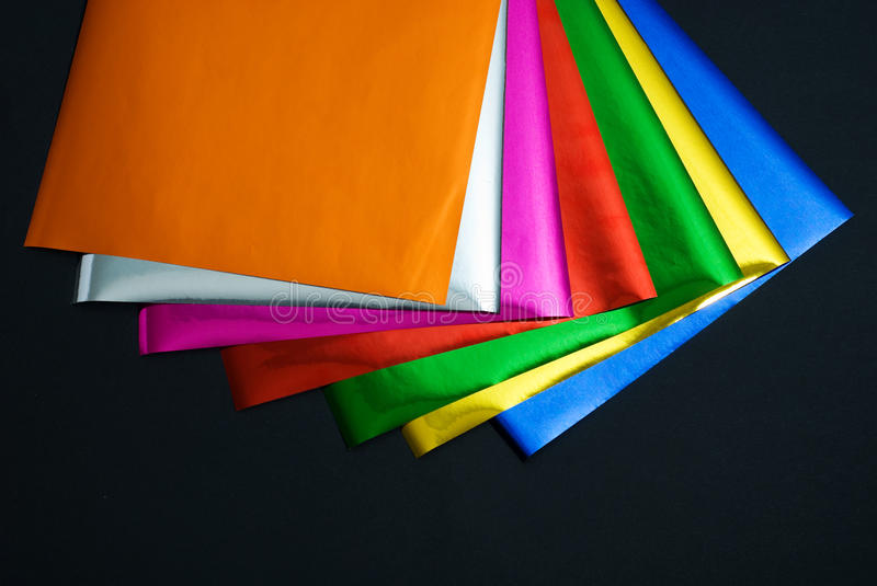 Abstract paper royalty free stock photo