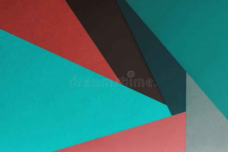 Abstract paper art craft background royalty free stock photography