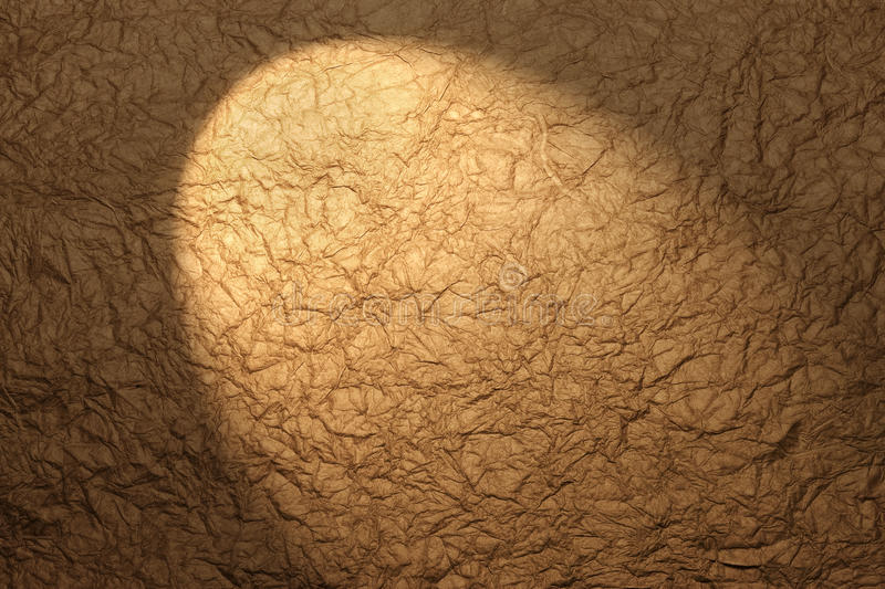 Abstract Paper Spotlight Background royalty free stock photography