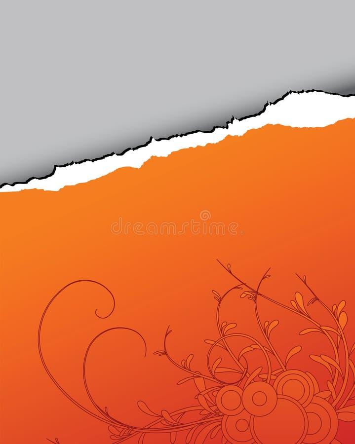 abstract paper tear απεικόνιση αποθεμάτων