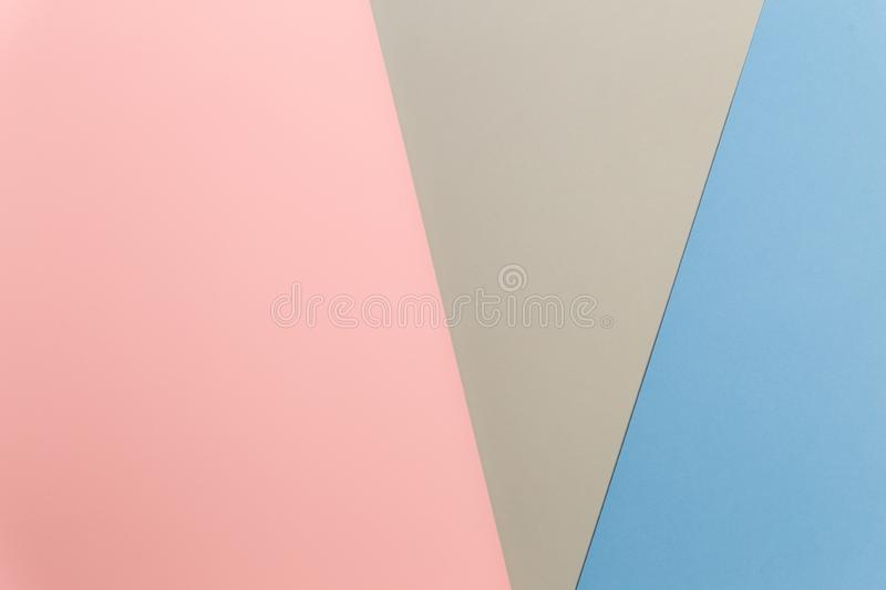 Abstract Pastel Colored Paper Background Geometric Minimal Colorful Wallpaper Stock Photo Image Of Creative Geometry 147667880
