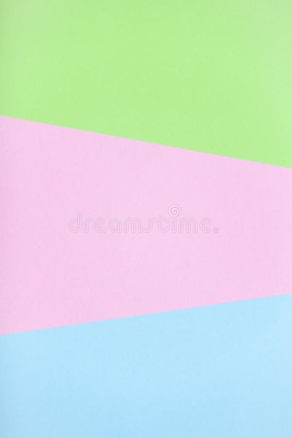 Abstract pastel colored paper texture minimalism background. Vertical. Paper wallpaper stock images