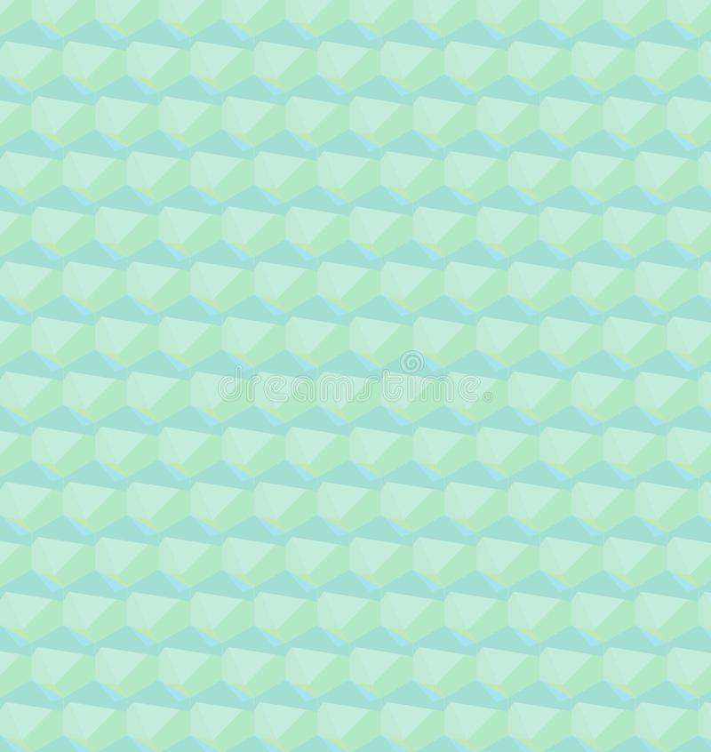 Abstract Pastel Green Blue Color Wallpaper Stock Photo