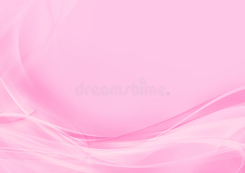 Abstract pastel pink background stock illustration