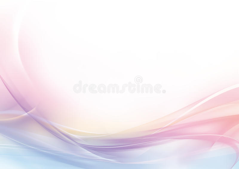 Abstract pastel pink and white background vector illustration
