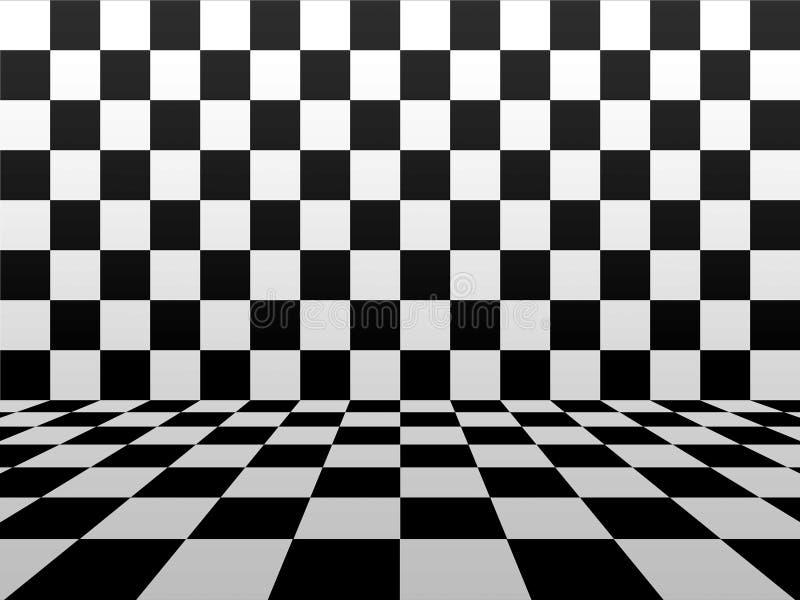 Abstract patroon stock illustratie