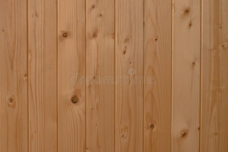 Abstract patroon van de lichte houten oppervlakte van de textuurplank voor ontwerp Bruine lijstachtergrond Beige houttextuur Hout stock afbeeldingen
