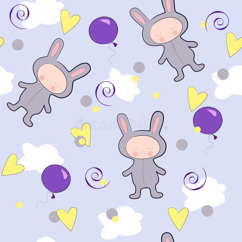 Download Abstract pattern stock vector. Image of rabbit, abstract - 20950191