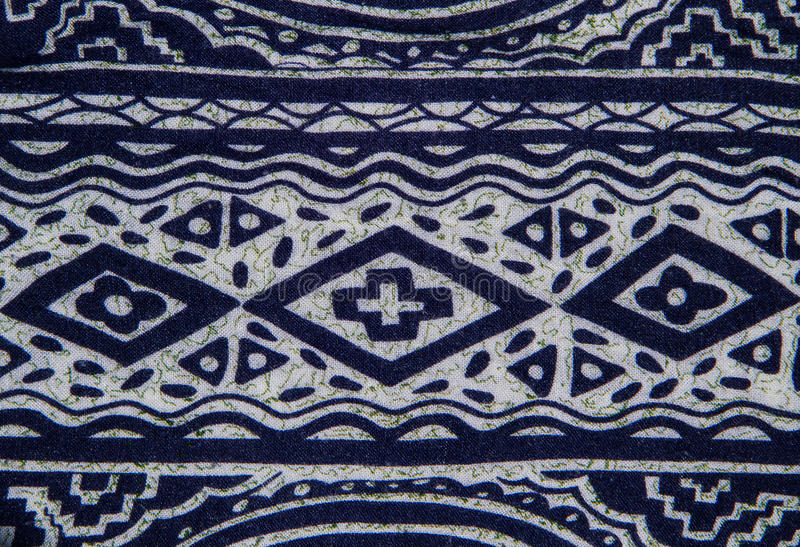 Abstract pattern fabric royalty free stock image