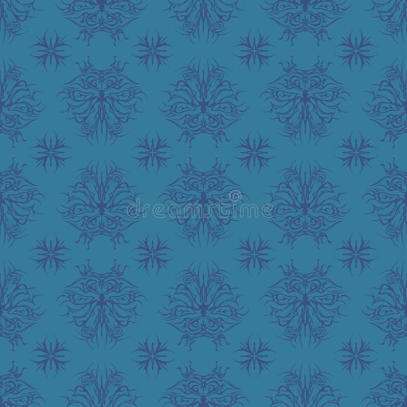 Abstract pattern, seamless vector illustration