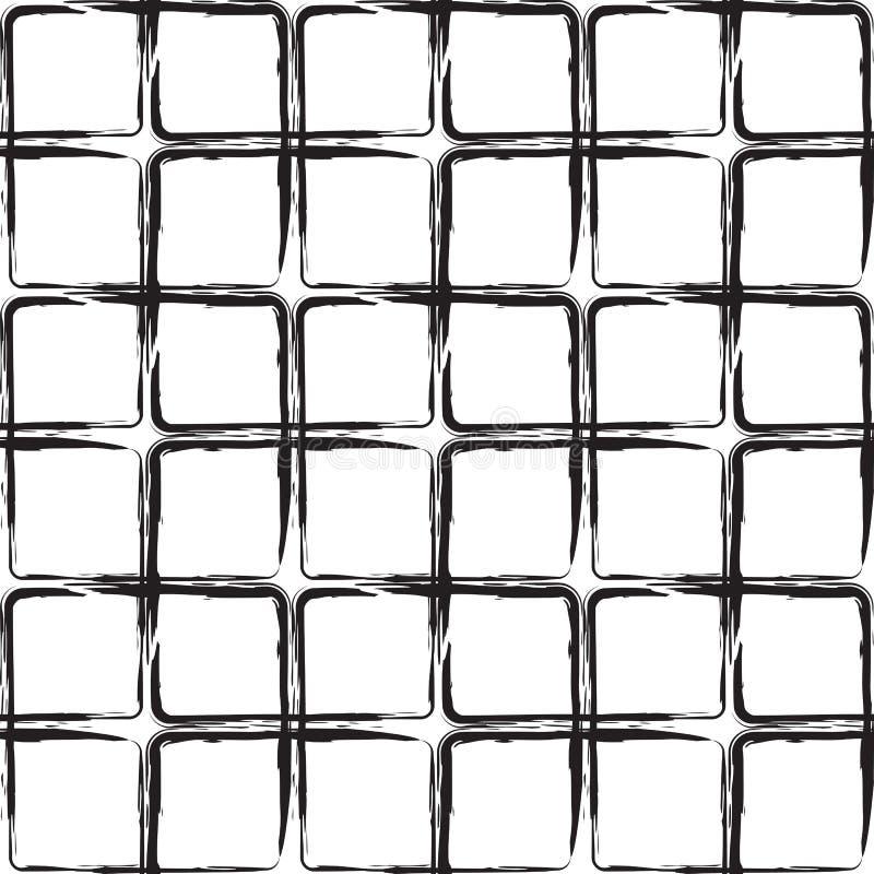 Abstract pattern seamless vector illustration
