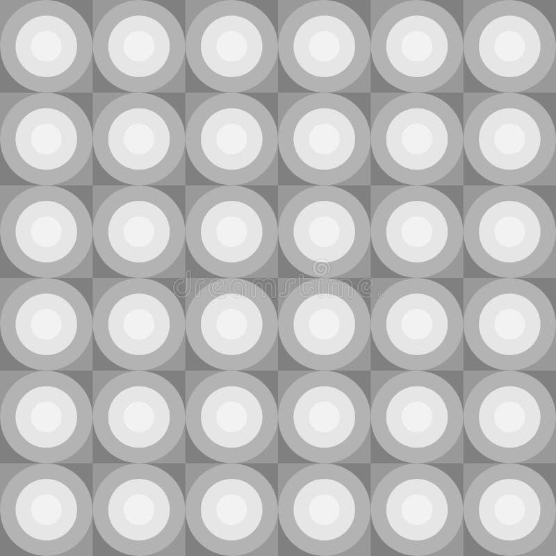 Abstract pattern seamless stock illustration