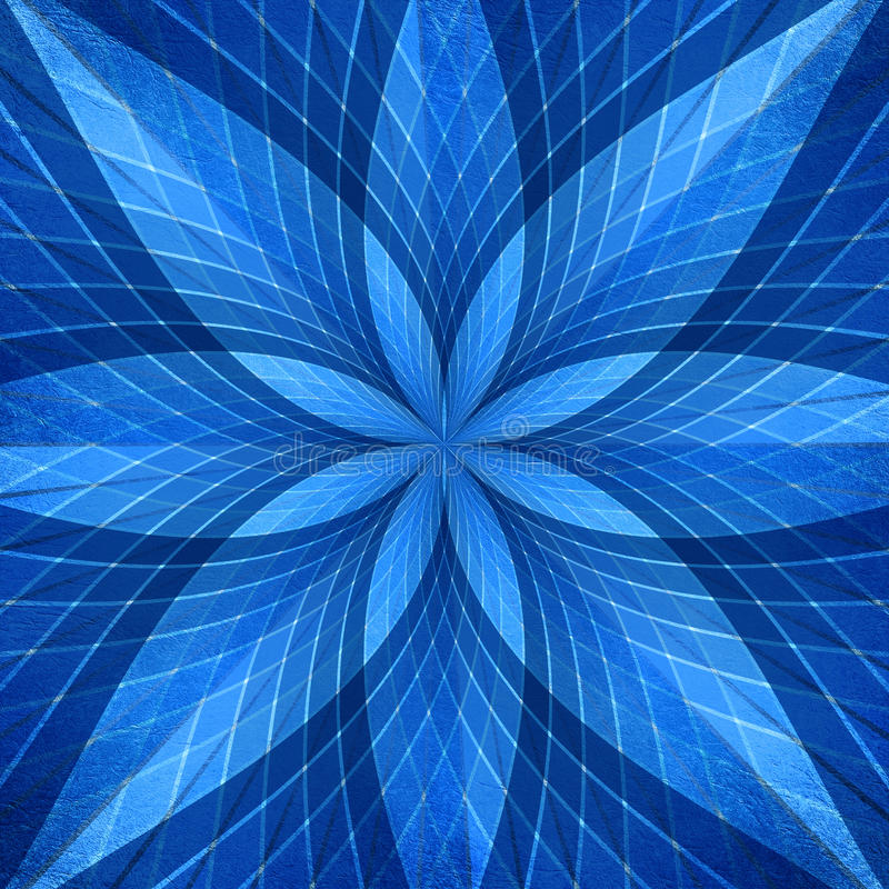 Abstract patterned background royalty free illustration