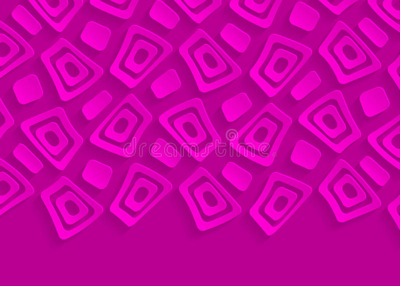Abstract patterned background vector illustration