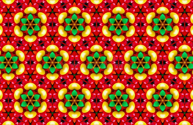 Abstract patterns background. Abstract colorful kaleidoscope patterns background wallpaper backdrop royalty free stock photos