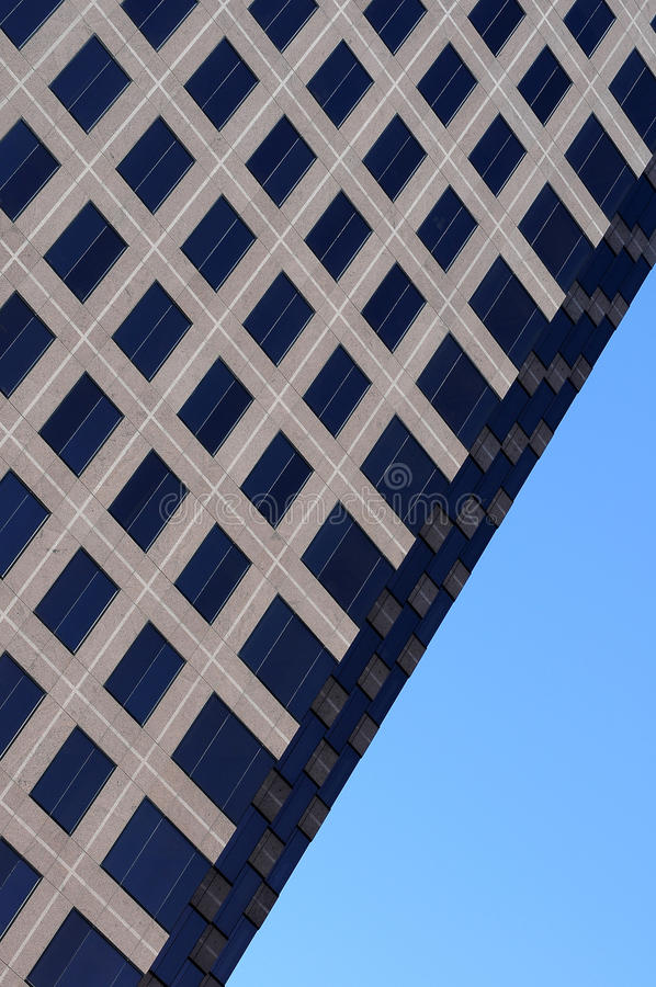 Abstract Patterns Of Windows - 3 Royalty Free Stock Images