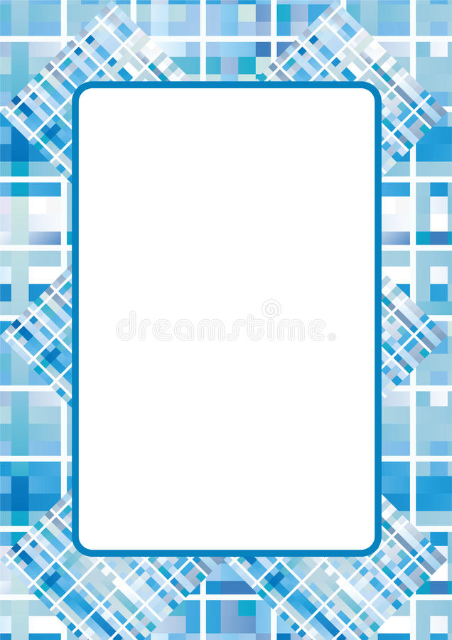 Download Abstract photo framework. stock vector. Image of framework - 13235021