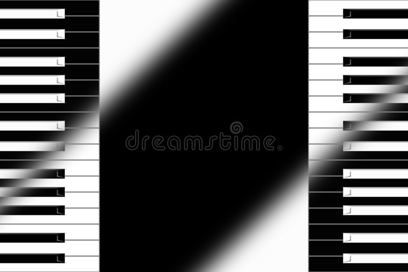 Download Abstract piano stock illustration. Image of audio, keyboard - 6308763