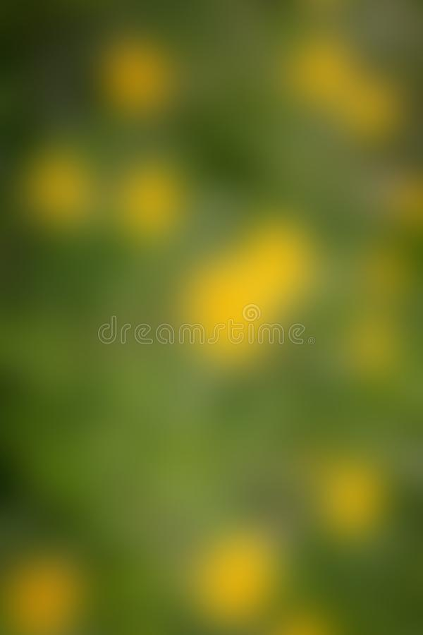 Abstract picture of nature photos digital motion blur, template with space for text vector illustration