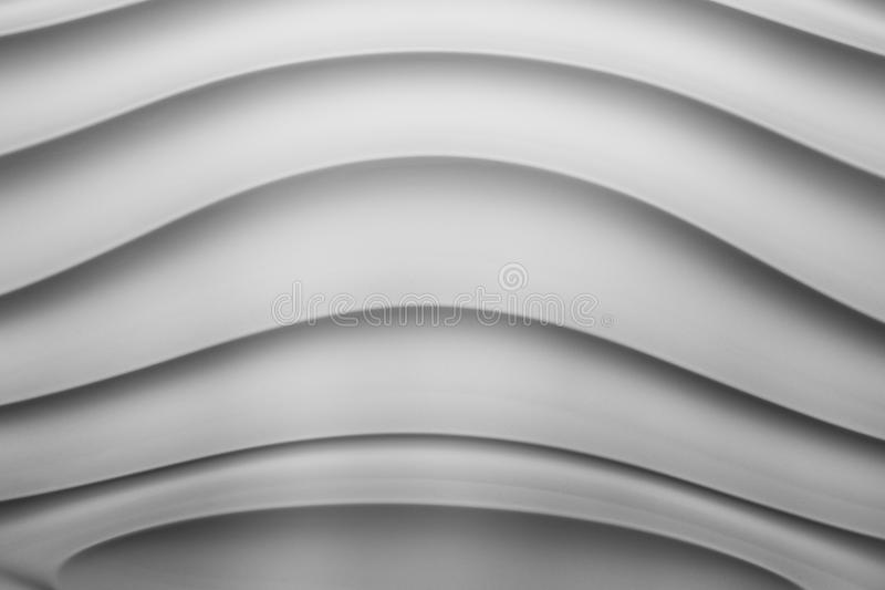 Abstract picture panels made of gypsum with geometry pattern royalty free stock photos