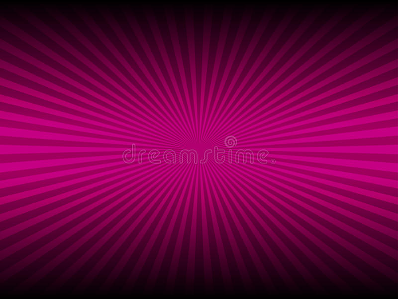 Abstract pink color and line glowing background royalty free illustration