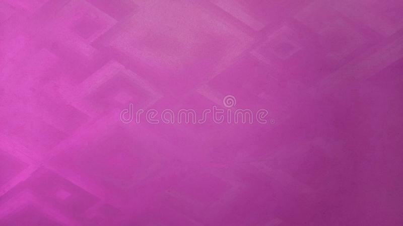 Abstract pink color paper triangle texture reflected on paper background. Many uses for advertising, book page, paintings, printing, mobile wallpaper, mobile royalty free illustration