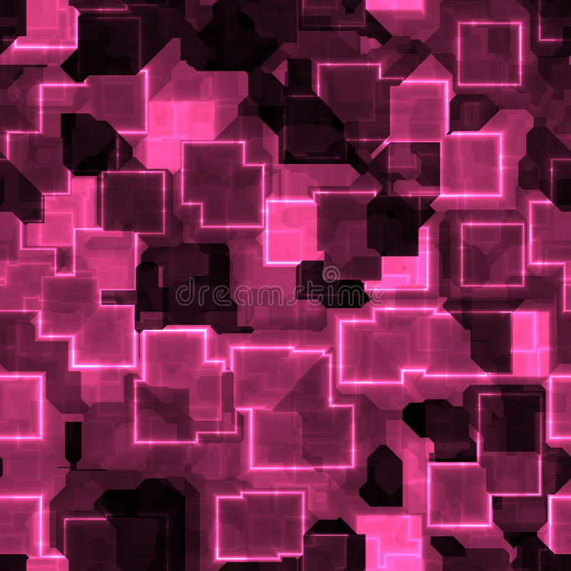 Abstract pink glow background royalty free stock image