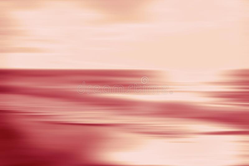 Abstract sea red background royalty free stock images