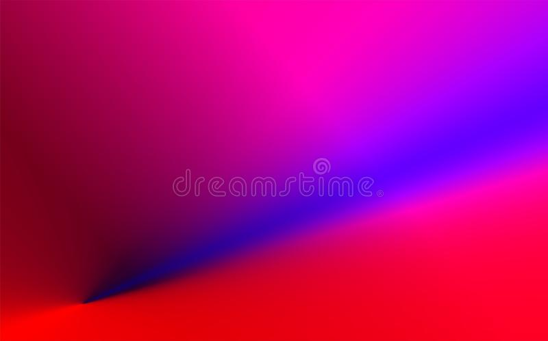 Abstract Pink shaded blue shaded multicolor effects vector illustration stock photos