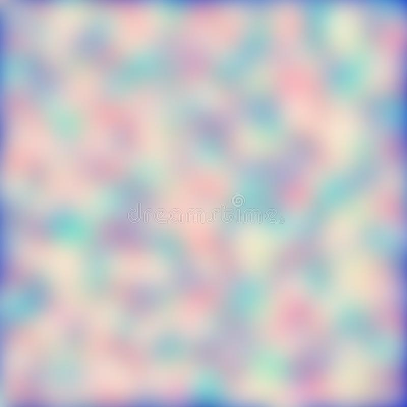 Abstract pink ,yellow and blue gradient empty space stock images