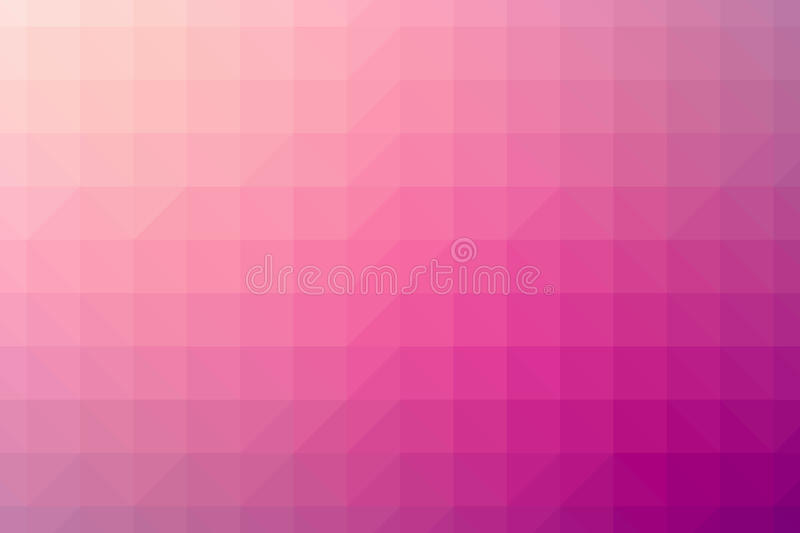 Abstract pinkish polygon gradient background vector stock photography