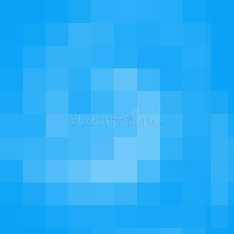Abstract pixelated background royalty free illustration