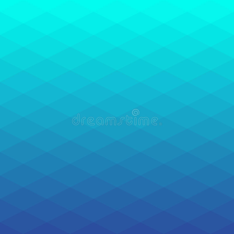 Abstract poligonal background of rhombus. Geometry triangle background with gradient colors. vector illustration