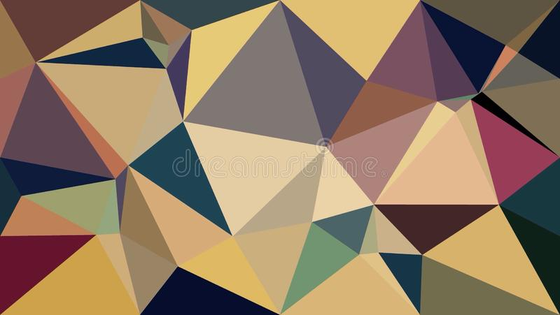 Abstract polygon pastel color wallpaper stock photos