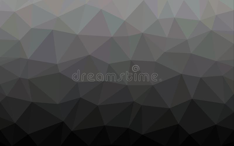 abstract polygon pattern background royalty free illustration