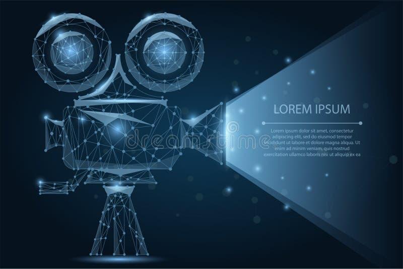 Cinema Projector Stock Illustrations – 9,061 Cinema