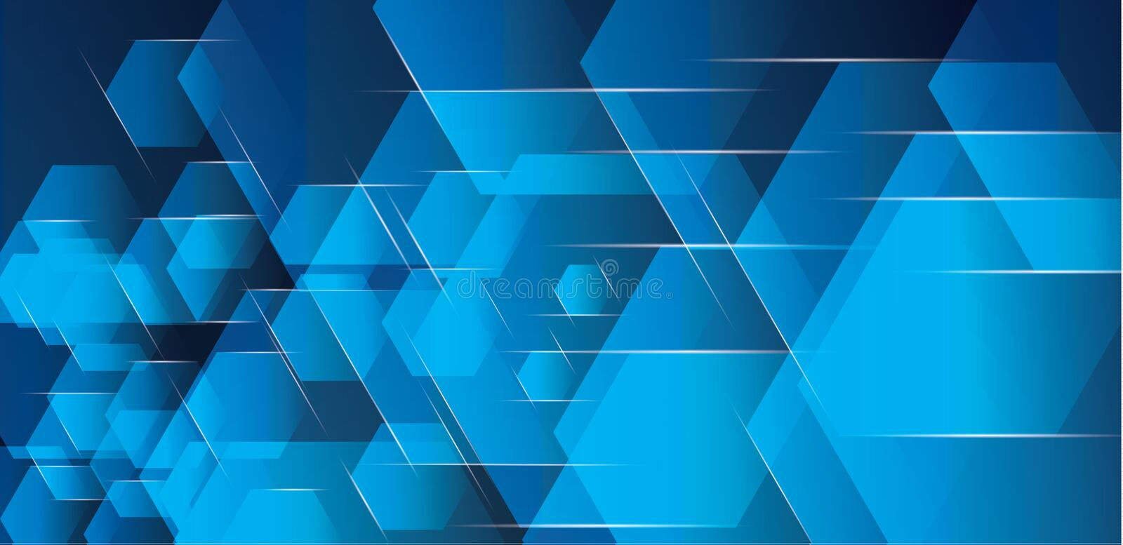 Abstract polygonal space low poly dark background with connecting dots and lines. Connection structure. Fiber vector illustration