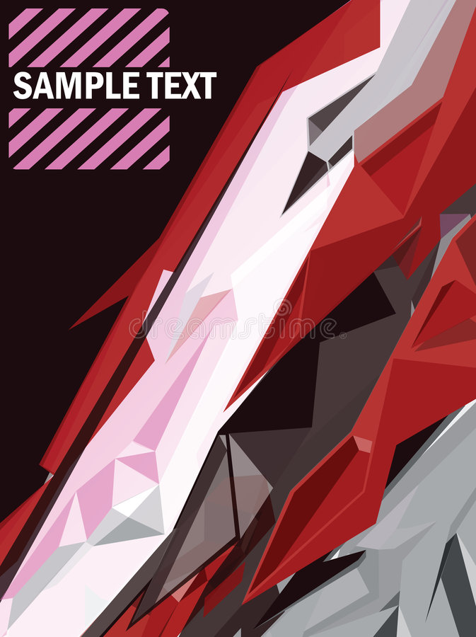 Free Abstract Poster Stock Photography - 8724812