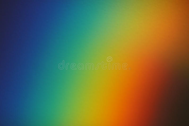 Abstract Prism rainbow vector illustration
