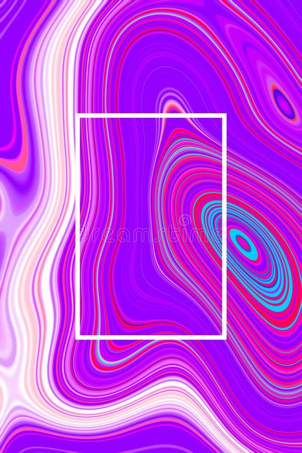 Abstract psychedelic poster background and hypnotic design,  wallpaper. Abstract psychedelic poster background and hypnotic design graphic,  wallpaper stock photography