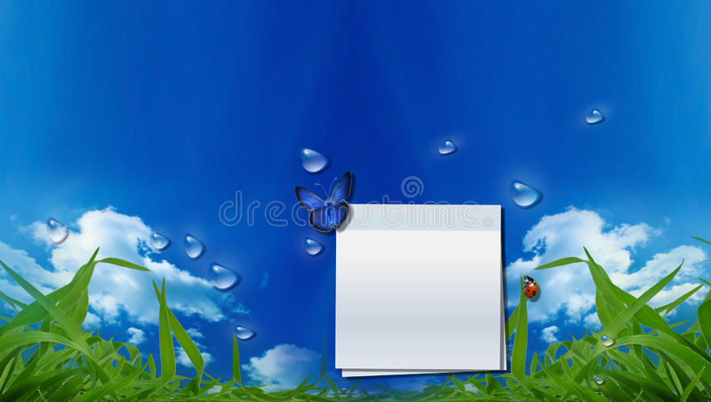 Download Abstract purification stock illustration. Image of flower - 17435885
