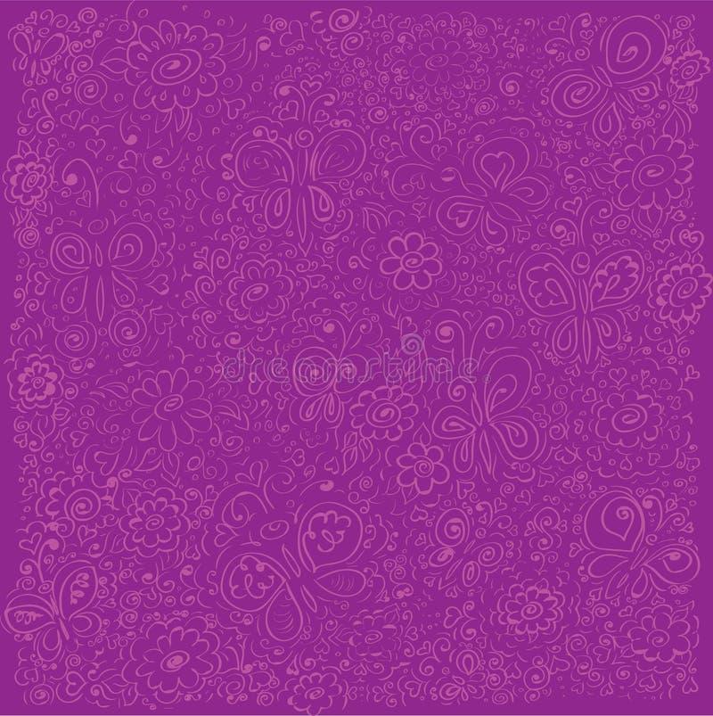 Abstract purper roze achtergrondtextuurontwerp stock afbeelding