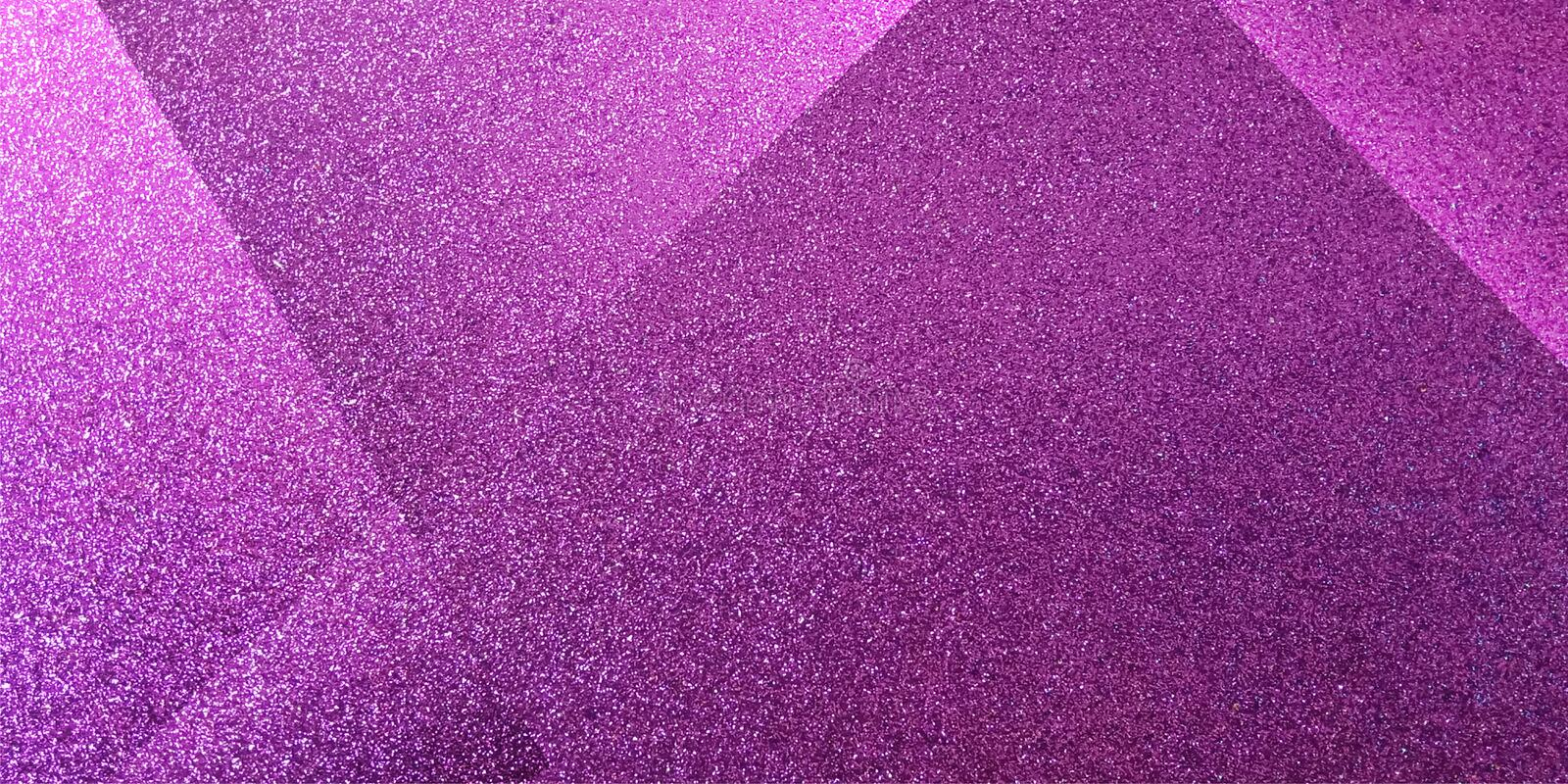 Abstract purple background shaded striped pattern and blocks in diagonal lines with vintage purple texture. stock photo