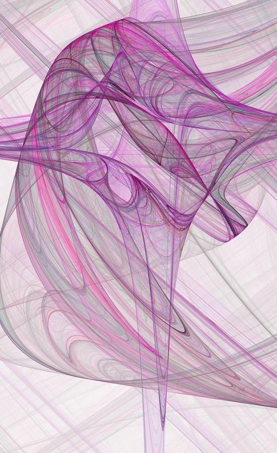 Free Abstract Purple Cross Royalty Free Stock Photo - 4712095